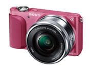 デジタル一眼カメラ「NEX-3NL」ズームレンズキット NEX-3NL