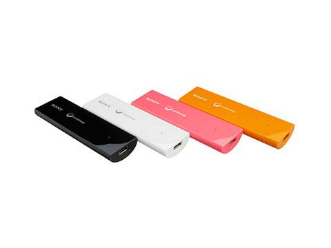 USB出力機能付きポータブル電源(スマートフォン用) CP-VLSVP