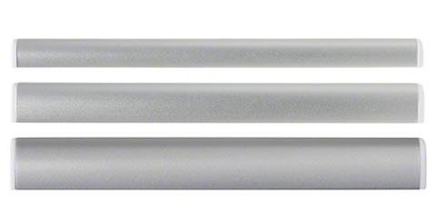 バッテリー3機種の厚み