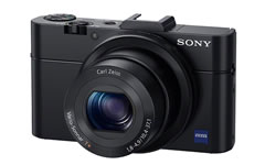 デジタルスチルカメラDSC-RX100M2