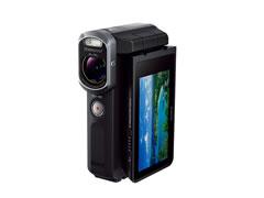 デジタルHDビデオカメラレコーダー HDR-GWP88V