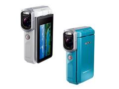 デジタルHDビデオカメラレコーダー HDR-GW66V