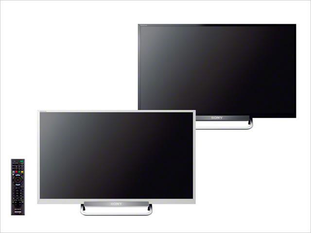 液晶テレビBRAVIA「W600Aシリーズ」に24V型「KDL-24W600A」が登場。プライベートユーズにぴったりのサイズ!