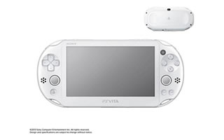 PlayStation(R) Vita Wi-Fiモデル ホワイト