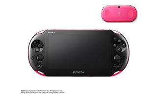 PlayStation(R) Vita Wi-Fiモデル ピンク/ブラック