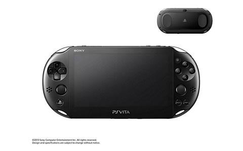 PlayStation(R) Vita Wi-Fiモデル ブラック PCH-2000 ZA11