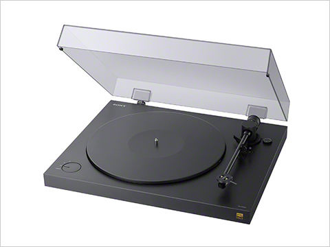 ステレオレコードプレーヤー 『PS-HX500』