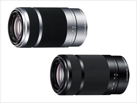 デジタル一眼カメラα [Eマウント]用レンズ SEL55210