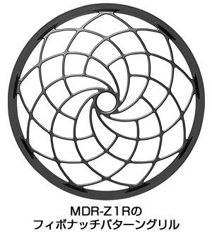 MDR-Z1Rのフィボナッチパターングリル