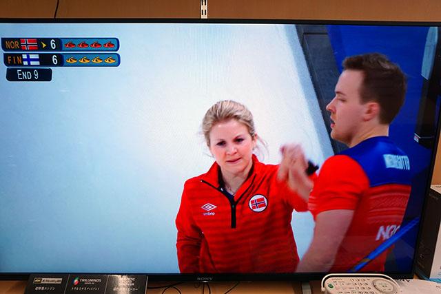 選手の表情や様子、会場の空気感まで伝わってくるような高画質