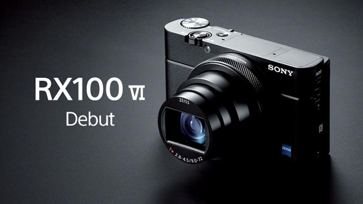 デジタル一眼カメラを超える!サイバーショット「DSC-RX100M6」6月12日10時より予約開始!