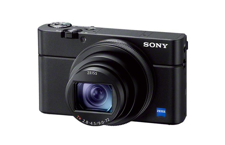 デジタルスチルカメラ DSC-RX100M6