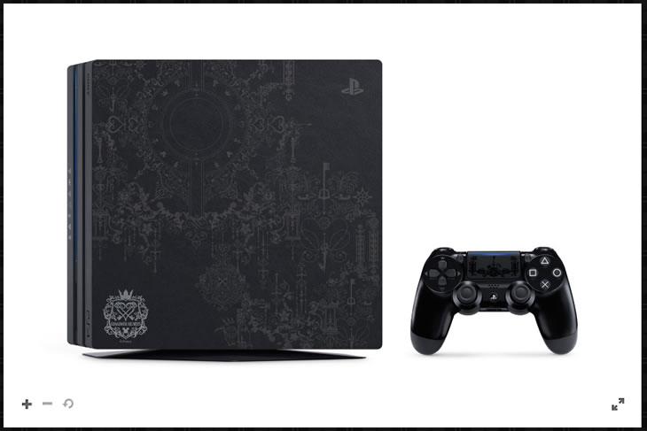 PlayStation(R)4 Pro KINGDOM HEARTS III LIMITED EDITION