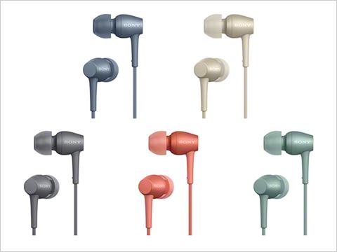 密閉型インナーイヤーレシーバー h.ear in 2(IER-H500A)全5色