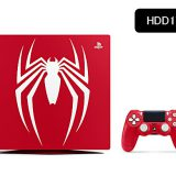 PlayStation4 Pro Marvel's Spider-Man Limited Edition(HDD 1TB)