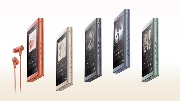 スマホで聞けない音がある「ウォークマンA50シリーズ」10月6日発売