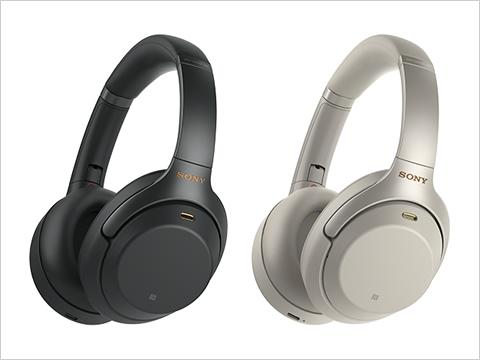 ワイヤレスノイズキャンセリングステレオヘッドセット WH-1000XM3
