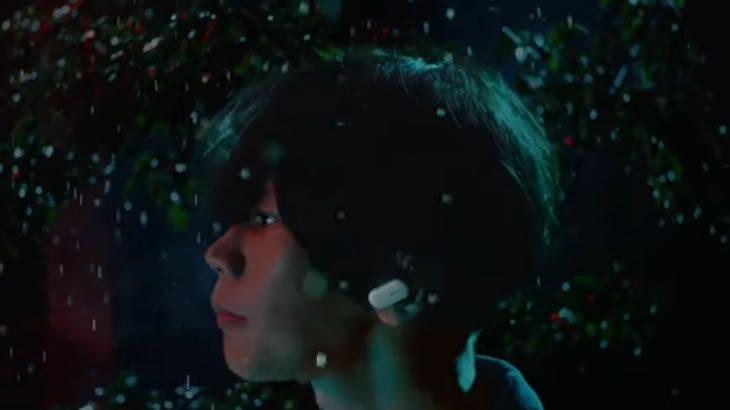 YouTube CM 完全ワイヤレスイヤホン「WF-SP900」× 米津玄師より(4)