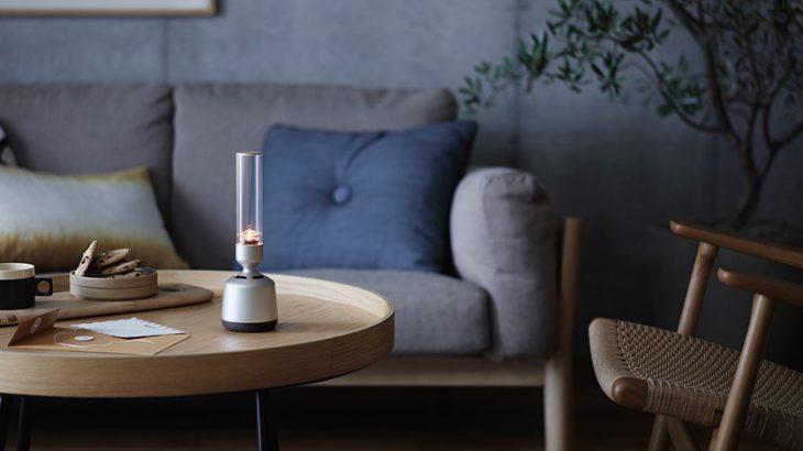 有機ガラス管を震わせて音を出すグラスサウンドスピーカー『LSPX-S2』3月16日発売