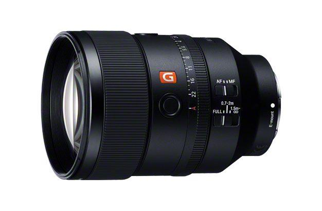 Eマウントレンズ 大口径望遠単焦点レンズ『FE 135mm F1.8 GM』予約販売中