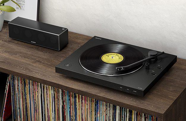 Bluetooth®対応アナログレコードプレーヤー『PS-LX310BT』発売