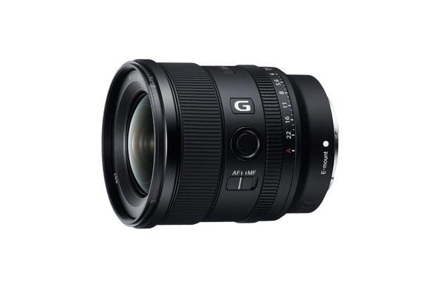 焦点距離20mm、フルサイズ対応の大口径超広角単焦点レンズ 『FE 20mm F1.8 G』
