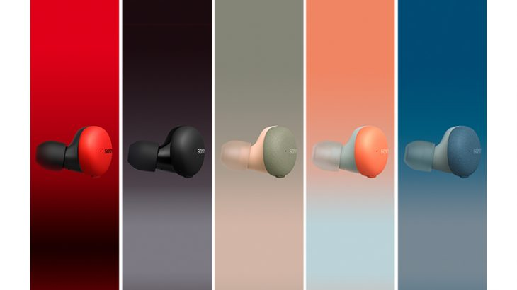 ワイヤレスステレオヘッドセット h.ear in 3 Truly Wireless 『WF-H800』