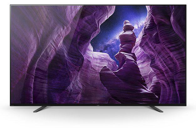4K有機ELテレビ A8Hシリーズ 2020年6月27日発売予定