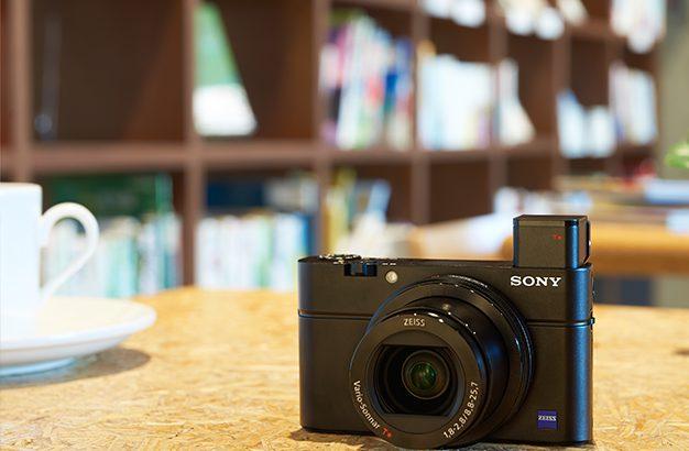 デジタル一眼カメラに匹敵する高画質撮影を!